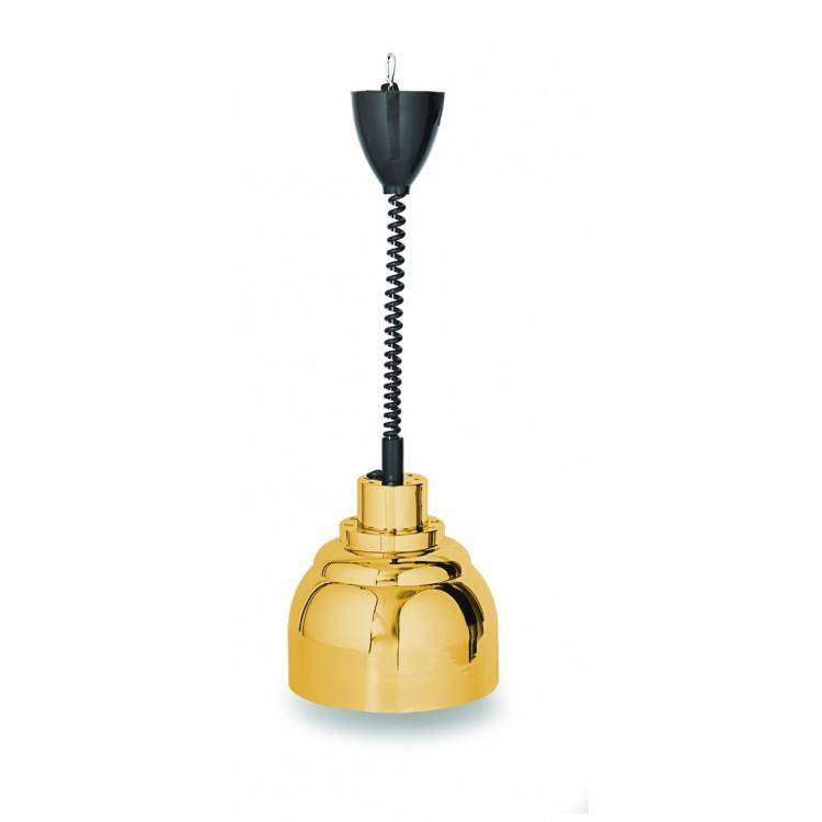 Geri Sarmalı Sıcak Tutucu Lamba, pirinç