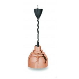 Geri Sarmalı Sıcak Tutucu Lamba, bakır