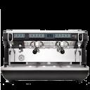 Volümetrik dozaj ayarlı, TFT dijital ekranlı, geleneksel espresso kahve makinesi